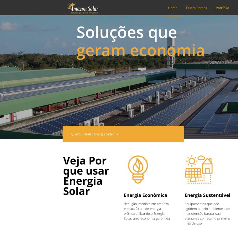 Amz Solar - Alternative Agência